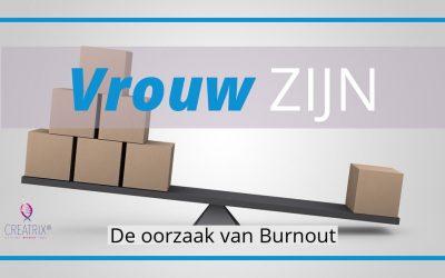 De oorzaak van Burnout